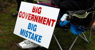BLOG POST 3 - Big Government