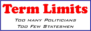 BLOG POST 4 - Term Limits
