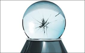 BLOG POST 1 - Crystal Ball Broken