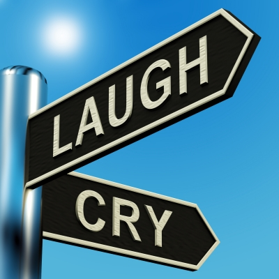 BLOG POST 1 - Laugh or Cry