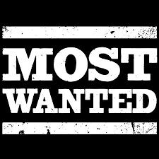 BLOG POST 2A - Most Wanted