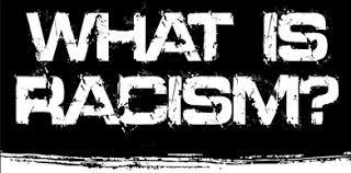 BLOG POST 12 - Racism