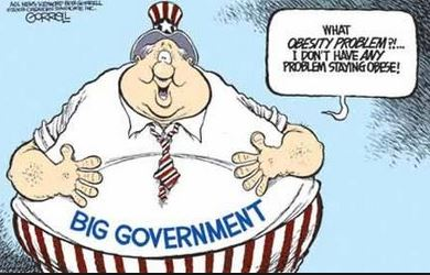 BLOG POST 1 - Bloated Government