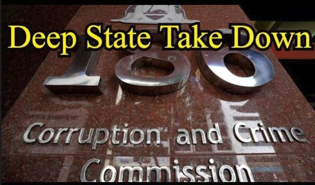 BLOG POST 4 - Deep State Take Down