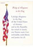 BLOG POST 1 - Pledge of Allegiance