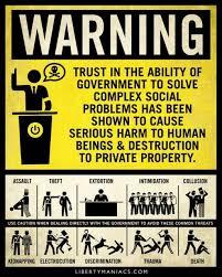 BLOG POST 1 - Trust Government