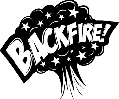 BLOG POST 1 - Backfire