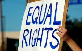 BLOG POST 1 Equal Rights