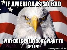 BLOG POST 2 - America