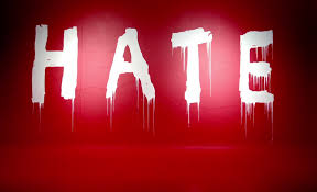 BLOG POST 1 - hATE