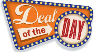 BLOG POST 5 - Deal of the Day