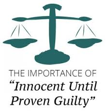 BLOG POST 6 - Presumed Innocent