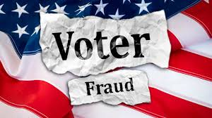 BLOG POST 1 - Voter Fraud